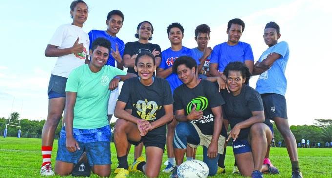 Suva Women On Track
