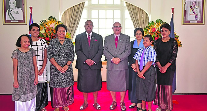 Manasa Tagicakibau Is New Envoy To China