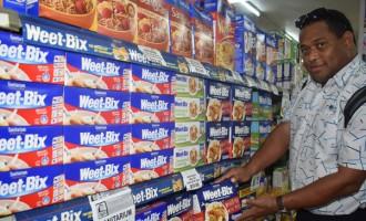 Shop Well, Eat Well, Says Ratu Lame