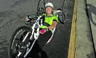 Marathon A Friendly Race: Perry