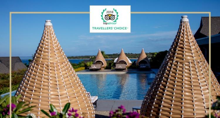 InterContinental Fiji Golf Resort and Spa gets top TripAdvisor recognition