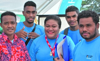Thousands Converge For USP Event