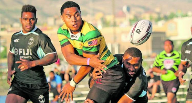 Serevi: Win For Fiji