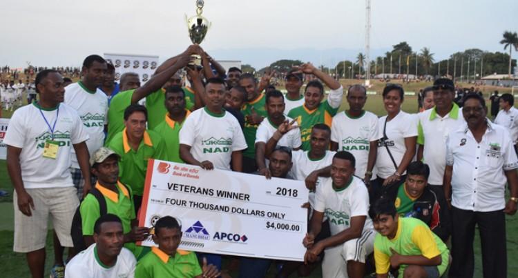 Nadi Veterans Triumph