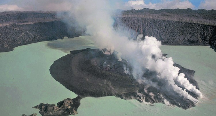 Fiji Airways And Fiji Link Advisory – Mount Aoba Eruption And Resulting Ash Cloud