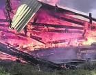 Houses Of Evil' Burn