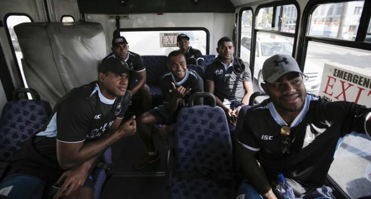 Powell: Fijians Gives Us Edge
