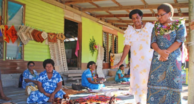 Yasawa women graduate from ministry course