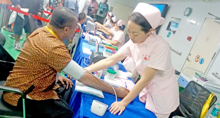 High Blood Pressure Common Among Those Given Free Medical Service