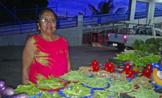 Widow Draws More From Selling at Market