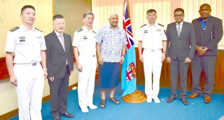 Ark Peace Officers Meet PM