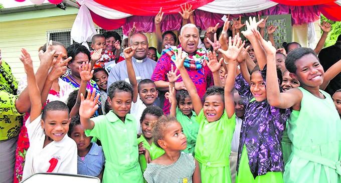 Villagers' Prayers Answered