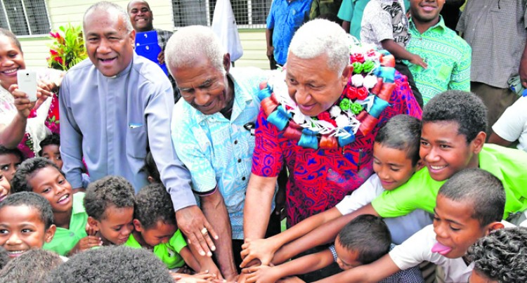 Marautaki Na Veiliutaki Nei Bainimarama