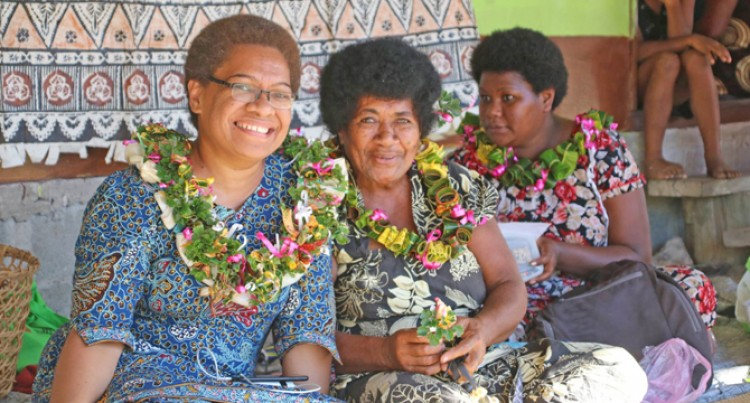Govt REACHes island group
