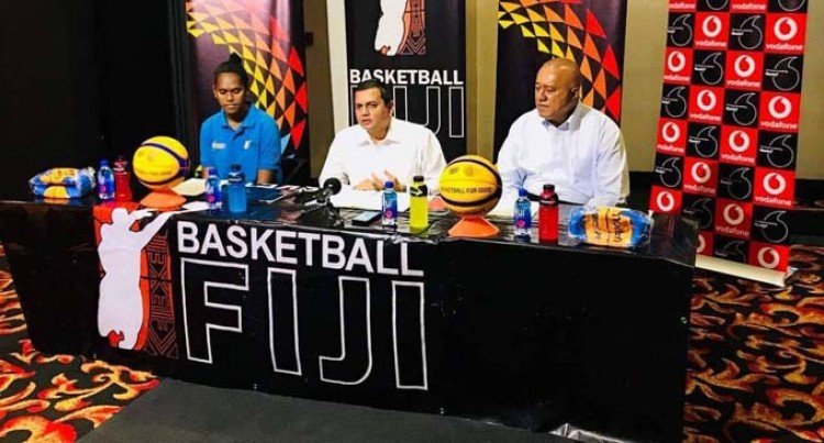 Damodar Supports Basketball