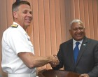 US Admiral Backs Our Democracy, Election