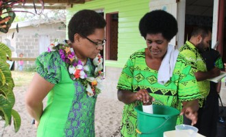 Vuniwaqa Informed Of Villagers' Constant Water Shortage Problems