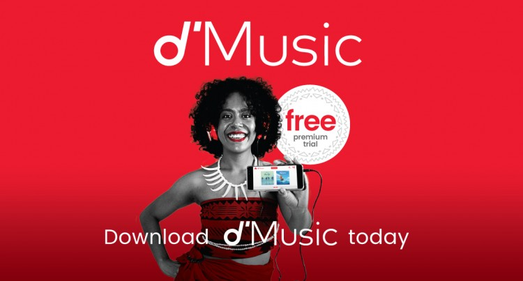 Digicel Launches New Music App