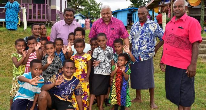 Naitasiri Chief Grateful To PM For Helping All Fijians