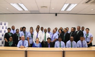 Strengthening Climate Financing Policy Knowledge For Staff