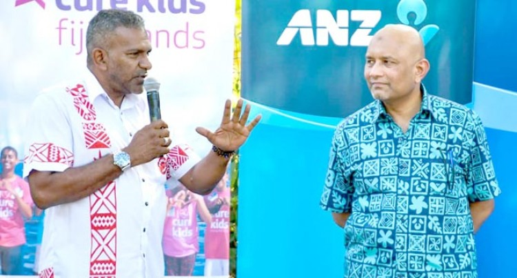 Koya Praise ANZ And Cure Kids Fiji Project