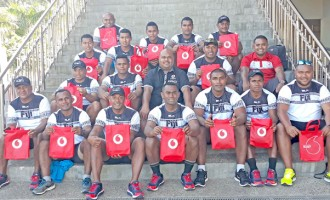 Tough First Day For Fijians