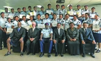 Stay Alert, Prevent Unlawful Acts: Tudravu To Graduate Police Prosecutors