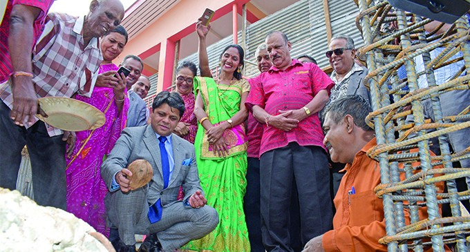 Govt Thanks You: A-G To School Founders