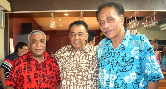 Veteran Recalls First Jumbo Jet, Meeting People During Reunion