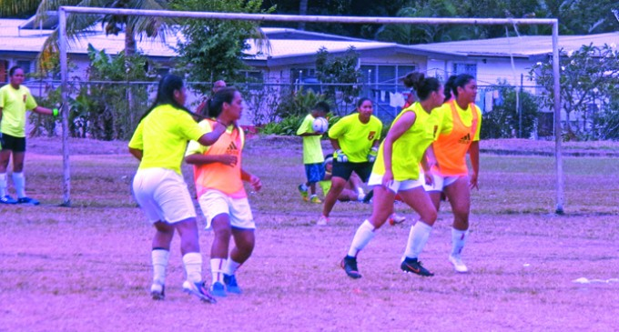 American Samoa banking on young squad