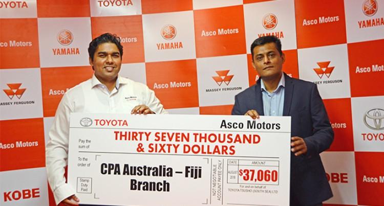 Asco Motors Increases its Silver Sponsorship