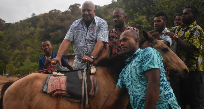 PM Learns of Villagers' Struggles