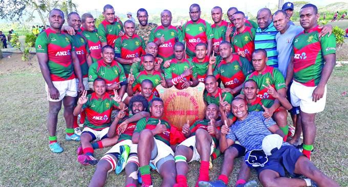 Bainivualiku New Holders Of The Katonivere Shield