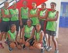 Top Guns Dominate Schools Basketball