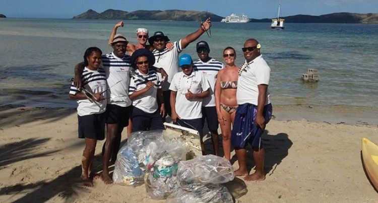 Cruise Company Takes Lead In Reducing Usage Of Plastics