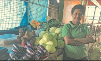 Vendor's Earnings Better Than Her Previous Jobs
