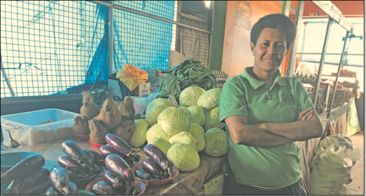 Vendor's Earnings Better Than Her Previous Jobs