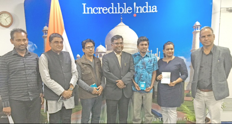 Scholarships To Study In India Excite Recipients