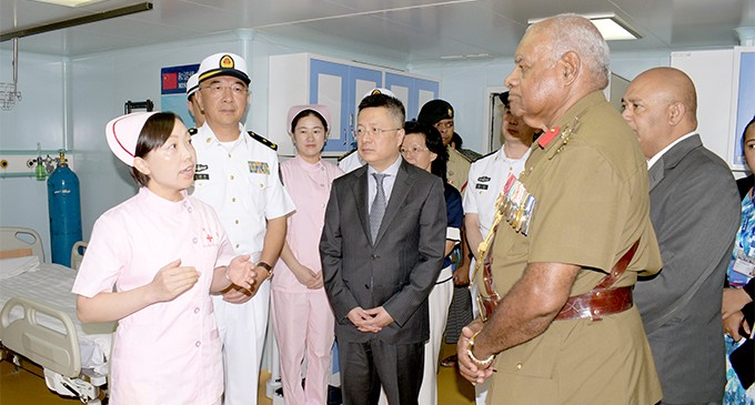 Public Urged To Use Ship's Services