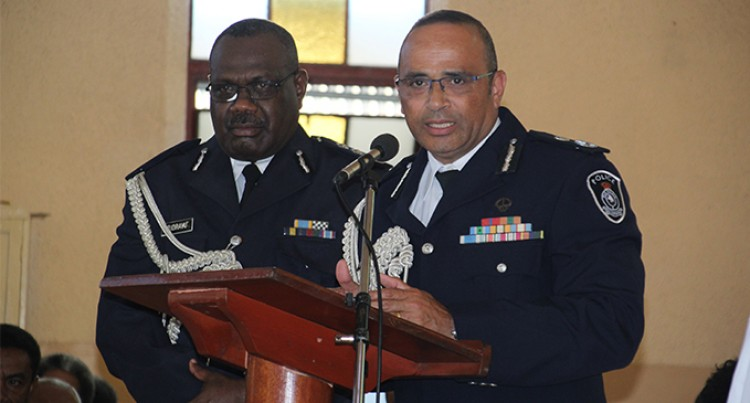 Top Cop Warns On Meth Scourge