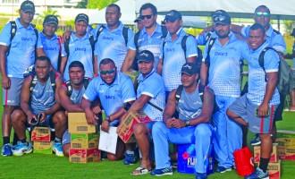 Fiji Out, PNG, Vanuatu Qualify