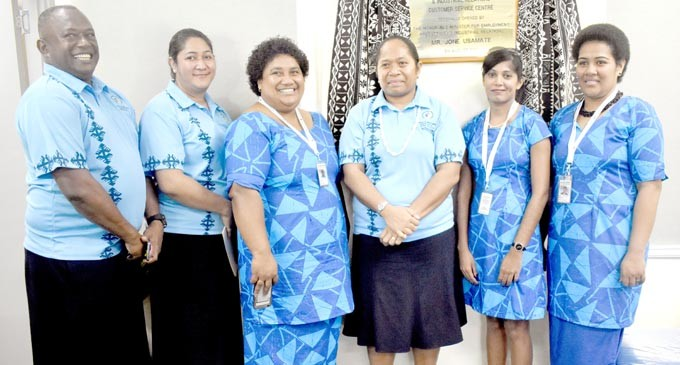 Ministry Centre Revamps Service System