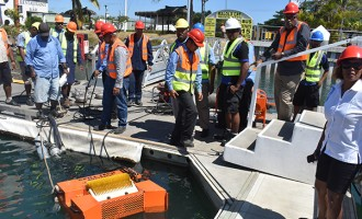 Stakeholders Combine To Tackle Future Oil Spills