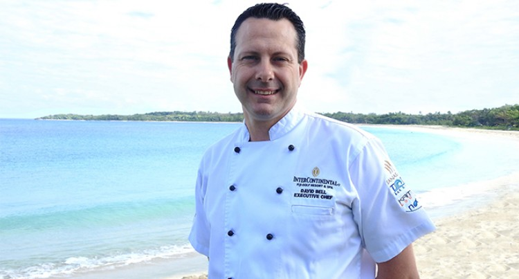 INTERCONTINENTAL FIJI WELCOMES EXECUTIVE CHEF DAVID BELL TO NATADOLA BAY