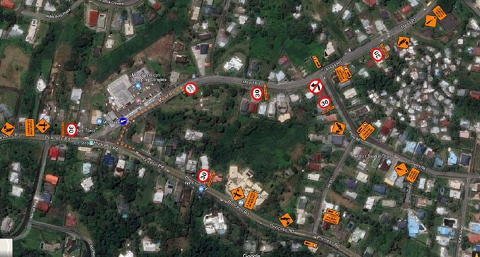 Road Repair Works On the Mead Road, Princess Road Intersection To Start Next Week