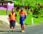 Roadworks Completed on Various Sections in Naitasiri