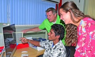 American Professor Holds  Investigative Journalism Workshop At Fiji Sun