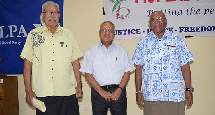 Rabuka: Surrender Not An Option