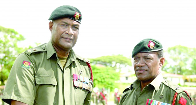 Gadai Is New Commander Land Forces