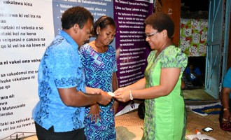 12 Couples Say 'I Do' In Yasawa Thanks To Govt Mobile Service